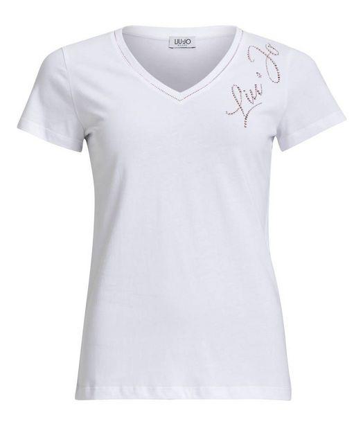 Liu Jo t-paita Moda J5703 -tarjous hintaan 29,5€