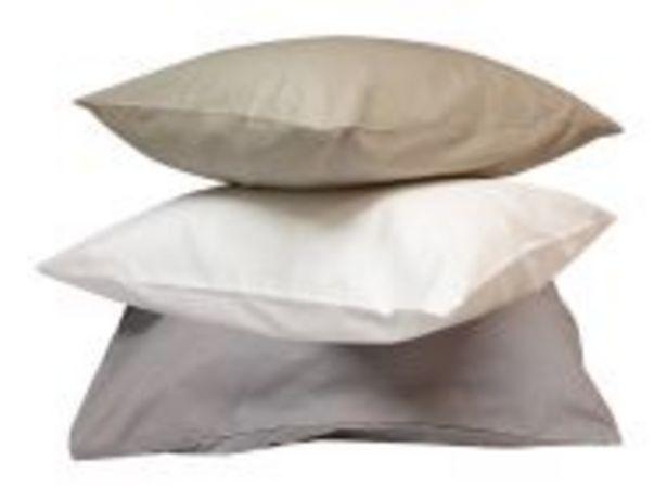 Create Home tyynyliina 55x65 cm 2 kpl ha.. -tarjous hintaan 6,97€