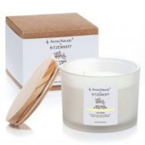 Ritzenhoff tuoksukynttilä Nature White M.. -tarjous hintaan 24,9€