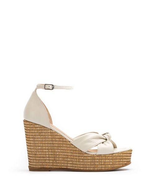 Unisa sandaalit Maceda NS White -tarjous hintaan 87,5€