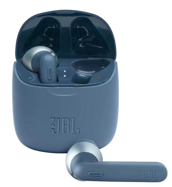 JBL T225TWS TRUE WIRELESS KUULOKKEET -tarjous hintaan 59€