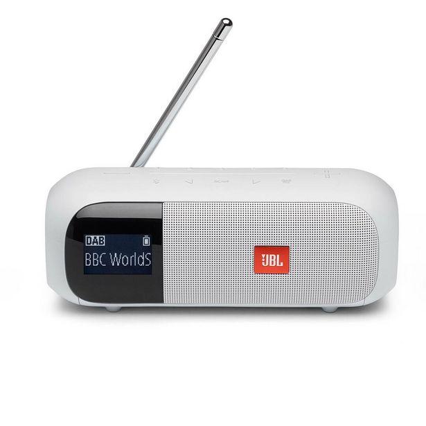 JBL TUNER 2 PORTABLE DAB/FM RADIO -tarjous hintaan 79€
