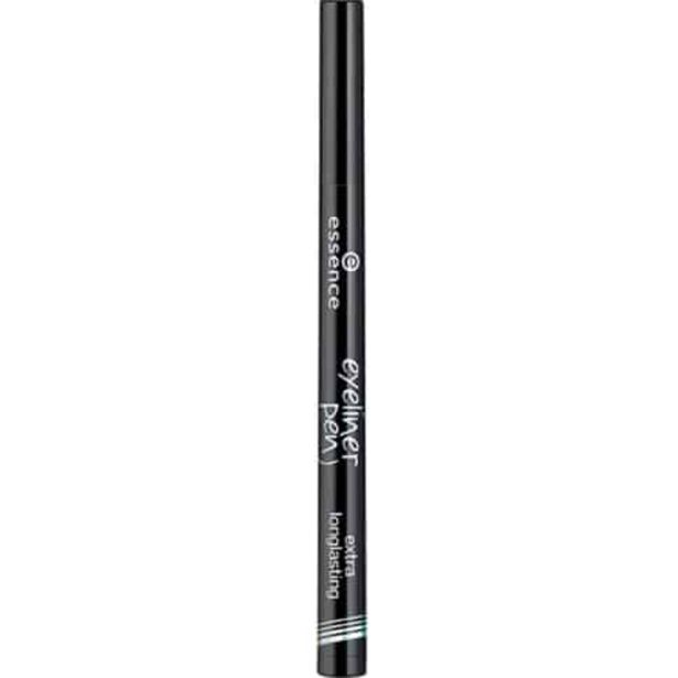 Essence Eyeliner Pen Extra Longlasting 01| Säästötalo Latvala -tarjous hintaan 3,09€