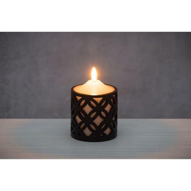 Finnlumor Led-kynttilÄ Koristeella| Säästötalo Latvala -tarjous hintaan 5,95€