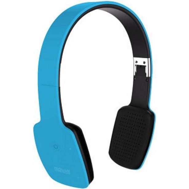 Maxell Ultra Slim Kuulokkeet Blue| Säästötalo Latvala -tarjous hintaan 34,95€