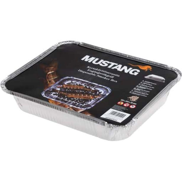 Mustang KertakÄyttÖsavustin  Säästötalo Latvala -tarjous hintaan 3,99€
