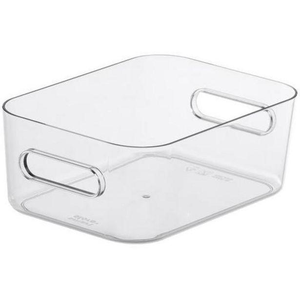 Orthex Smartstore Compact Clear Kori S| Säästötalo Latvala -tarjous hintaan 2,95€