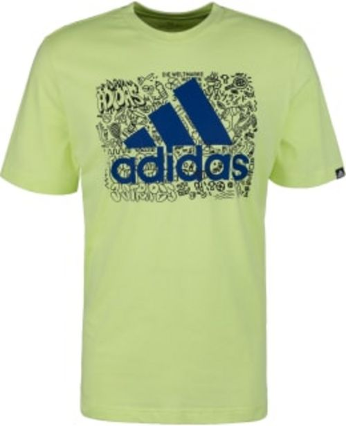 Adidas M Ddlbmb L T Miesten T-paita -tarjous hintaan 19,9€