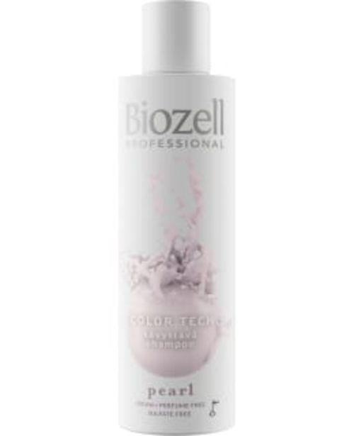 Biozell Professional Color Tech Pearl 200 Ml Sävyttävä Shampoo -tarjous hintaan 9,9€