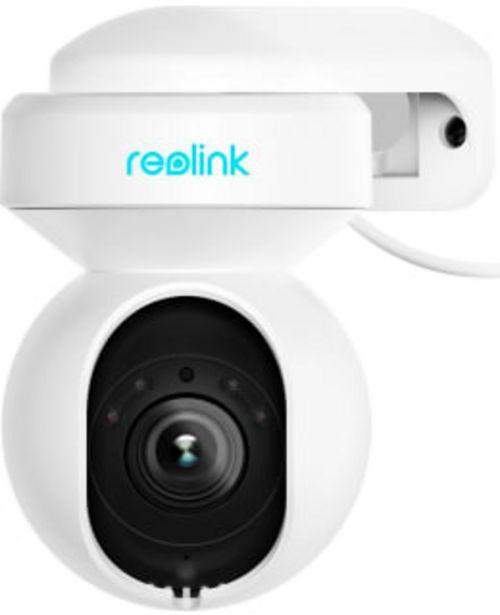 Reolink E1 Outdoor Wifi Kamera Sisä- Ja Ulkokäyttöön -tarjous hintaan 139€