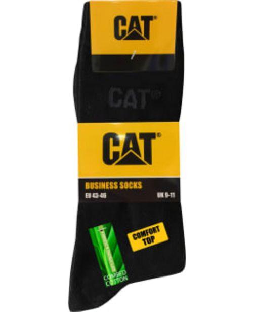 Cat 5-pack Miesten Sukat -tarjous hintaan 9,9€