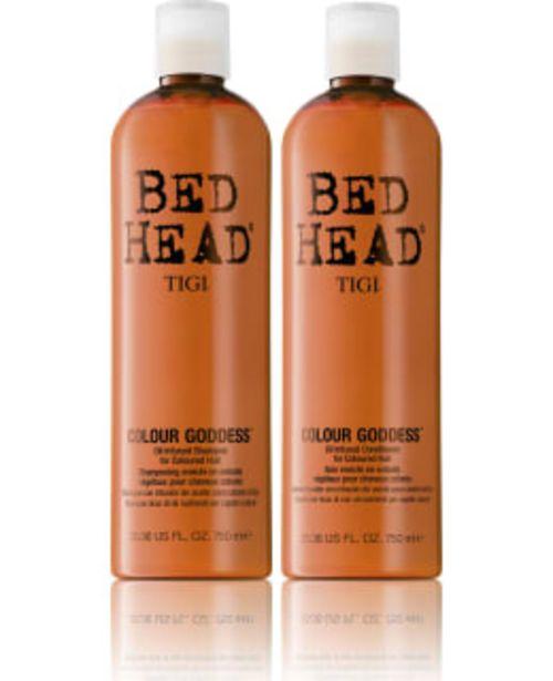 Tigi Bed Head Colour Goddess 2-pack Shampoo Ja Hoitoaine -tarjous hintaan 19,9€