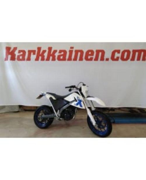 Bmw G 650 X Moto 2006 Käytetty Moottoripyörä -tarjous hintaan 6€