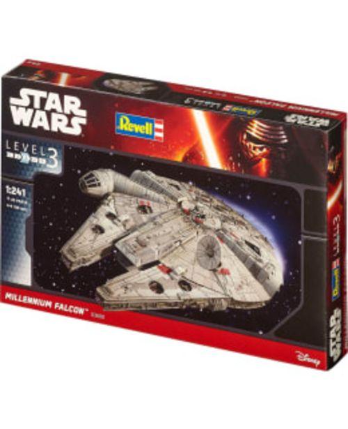 Revell Star Wars Millennium Falcon 1:241 Pienoismalli -tarjous hintaan 8,9€