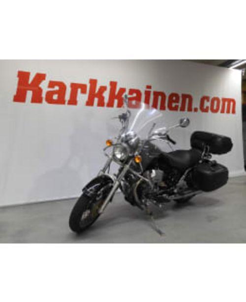 Moto Guzzi California Evoluzione 1100 1999 Käytetty Moottoripyörä -tarjous hintaan 4€