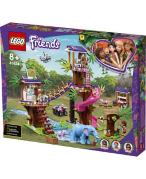 Lego Friends 41424 Pelastusoperaation Viidakkotukikohta -tarjous hintaan 72,9€