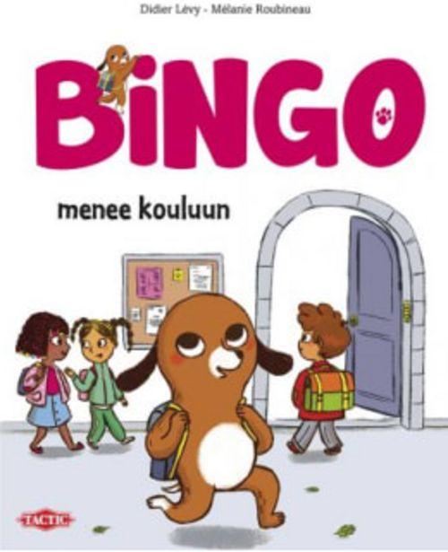 Bingo Menee Kouluun -tarjous hintaan 2€