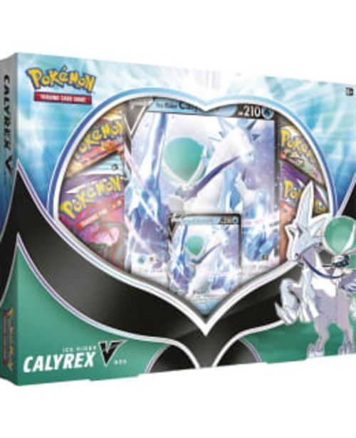 Pokemon Calyrex V V Box -tarjous hintaan 36,5€