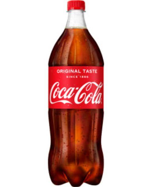 Coca-cola Original Taste 1,5 L Virvoitusjuoma -tarjous hintaan 2,8€