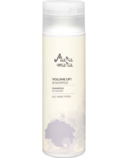 Murumuru Volume Up! 200 Ml Shampoo -tarjous hintaan 13,9€