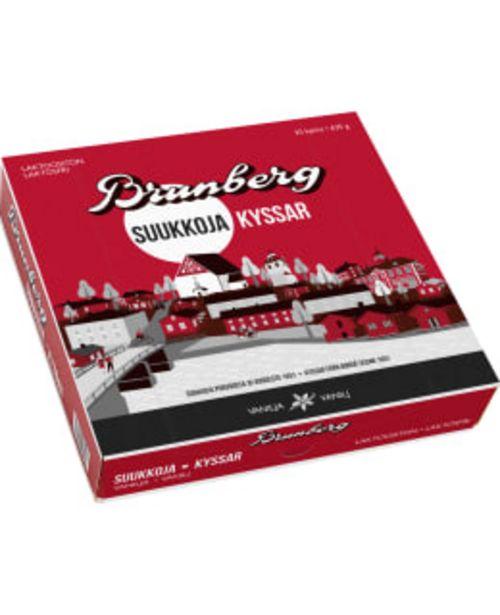 Brunberg 25 Kpl Vaniljasuukko -tarjous hintaan 5,5€