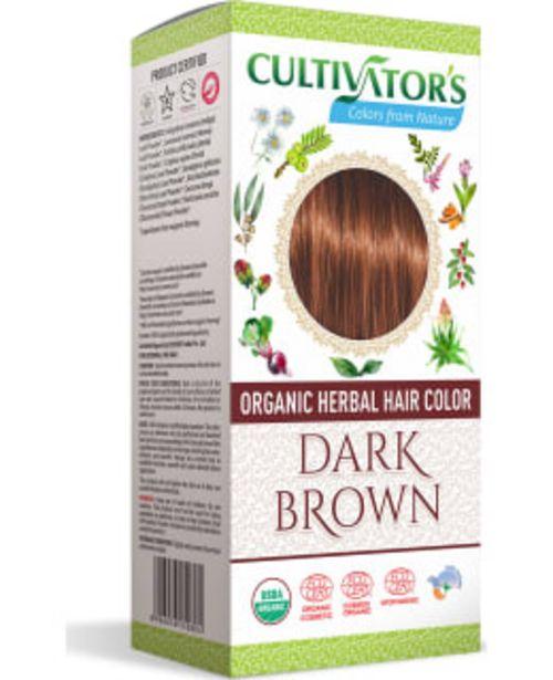 Cultivator's Dark Brown 100 G Hiusväri -tarjous hintaan 12,9€