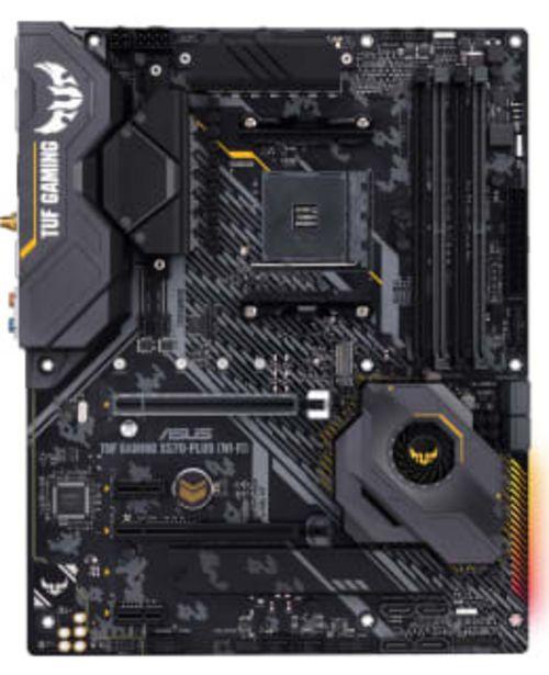 Asus Tuf X570-plus Gaming (wi-fi) Am4 Atx Emolevy -tarjous hintaan 349€