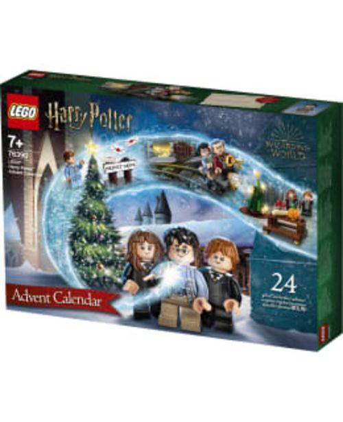 Lego Harry Potter 76390 Joulukalenteri 2021 -tarjous hintaan 29,9€
