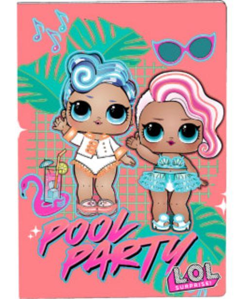 L.o.l Surprise! Pool Party Värityskirja -tarjous hintaan 4,9€