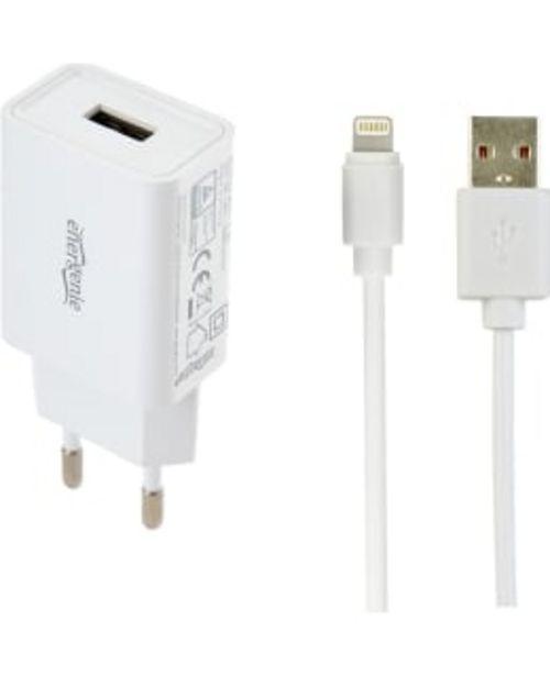 Energenie Usb Seinälaturi + Lightning Kaapeli -tarjous hintaan 9,9€