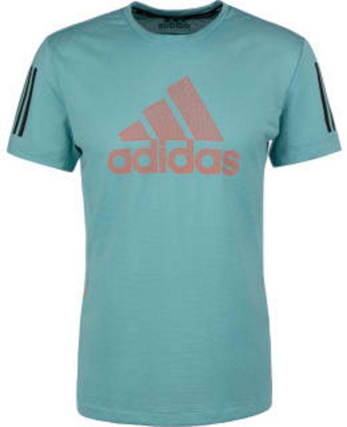 Adidas Aero Warri Tee Miesten T-paita -tarjous hintaan 39,9€