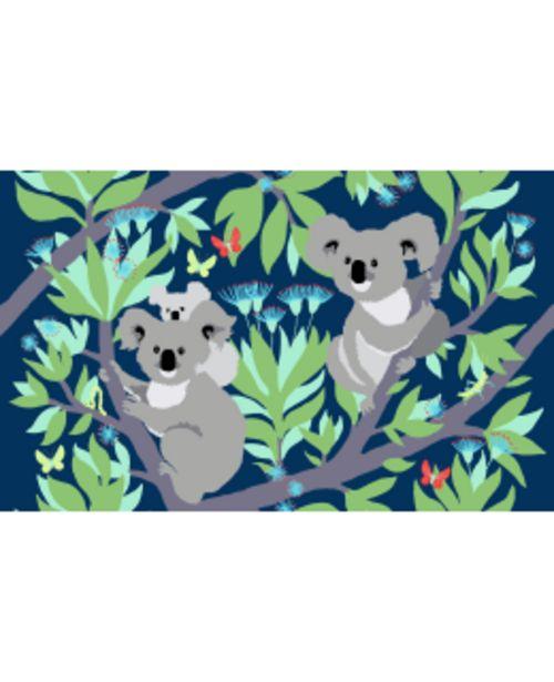 Vallila Koala Black Out 150 Cm Kangas -tarjous hintaan 10,95€