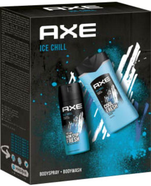 Axe Xmas Ice Chill Lahjapakkaus -tarjous hintaan 7,5€