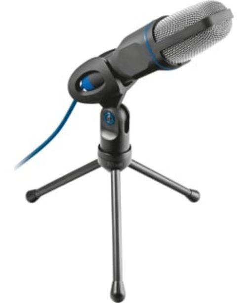 Trust Mico Usb - Pöytämikrofoni -tarjous hintaan 24,9€