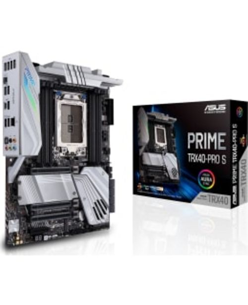 Asus Prime Trx40-pro S Trx40 Atx Emolevy -tarjous hintaan 529€