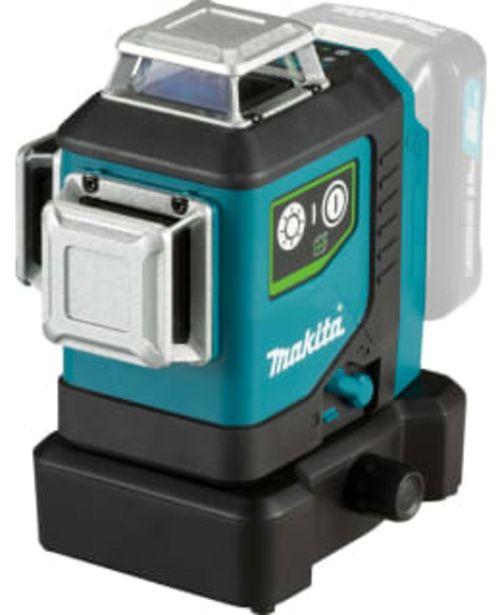 Makita Cxt Sk700gdz 12v Ristiviivalaser Runko -tarjous hintaan 579€