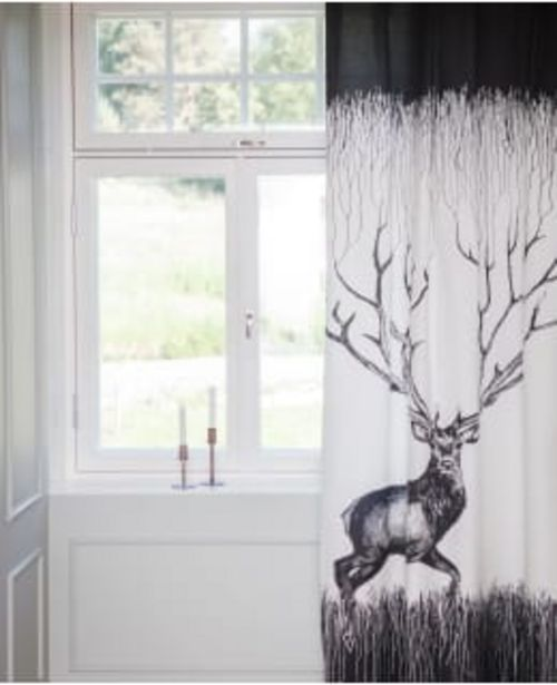 Vallila Infinite Deer 140x250 Cm Verho -tarjous hintaan 54,9€
