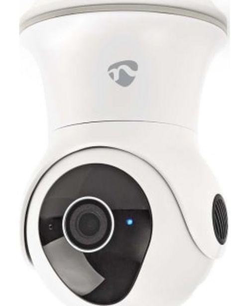 Nedis Wifico20cwt Wi-fi Smart Ip -kamera Full Hd 1080p -tarjous hintaan 109€