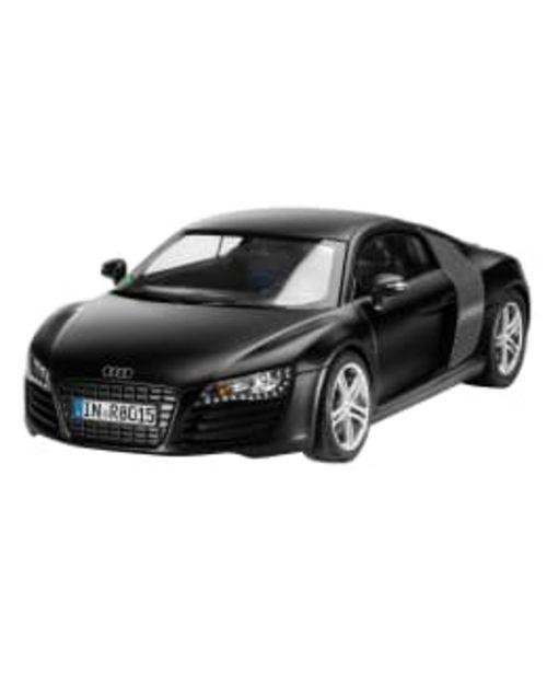 Revell Audi R8 Black 1:24 Pienoismalli -tarjous hintaan 25,9€