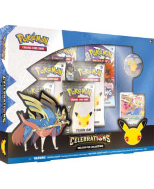 Pokemon Celebrations Deluxe Pin Collection -tarjous hintaan 36,5€