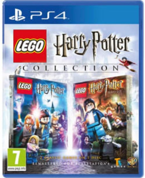 Lego Harry Potter Collection Years 1-7 Ps4 -tarjous hintaan 19,9€