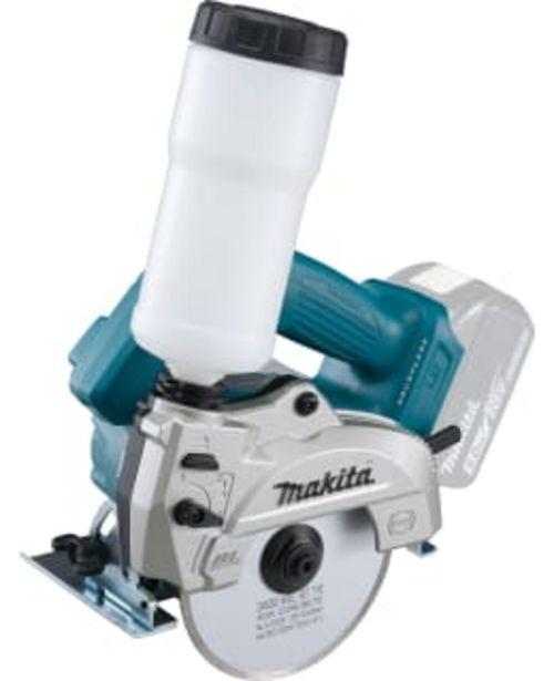 Makita Lxt Dcc501zx1 18v Laattaleikkuri Runko -tarjous hintaan 269€