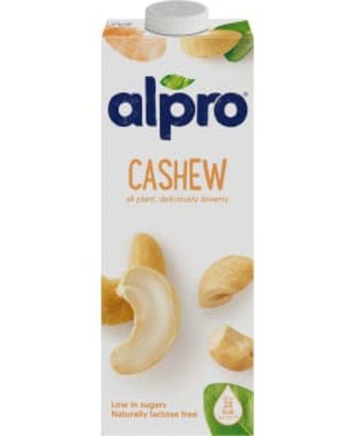 Alpro Original 1l Cashewjuoma -tarjous hintaan 2,45€