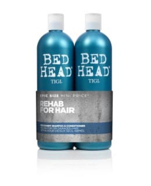 Tigi Bed Head Recovery 2-pack Shampoo Ja Hoitoaine -tarjous hintaan 19,9€