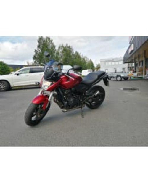 Honda Cb Hornet 600 2010 Käytetty Moottoripyörä -tarjous hintaan 6€