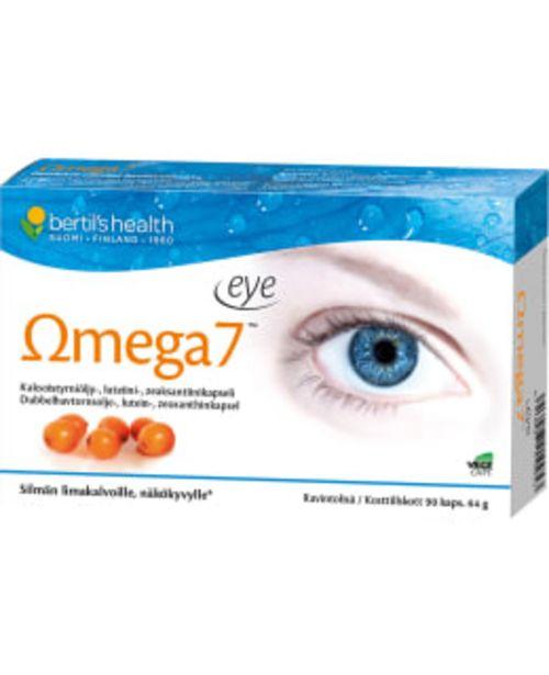 Omega7-eye 90 Kaps. Ravintolisä -tarjous hintaan 29,92€