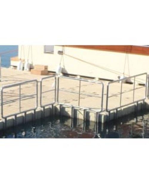 Dock Marine Nordic 300cm Leveä Galvanoitu Kaide -tarjous hintaan 539€