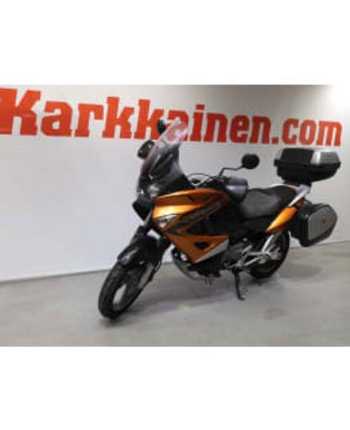 Honda Xl 1000 Varadero 2009 Käytetty Moottoripyörä -tarjous hintaan 7€