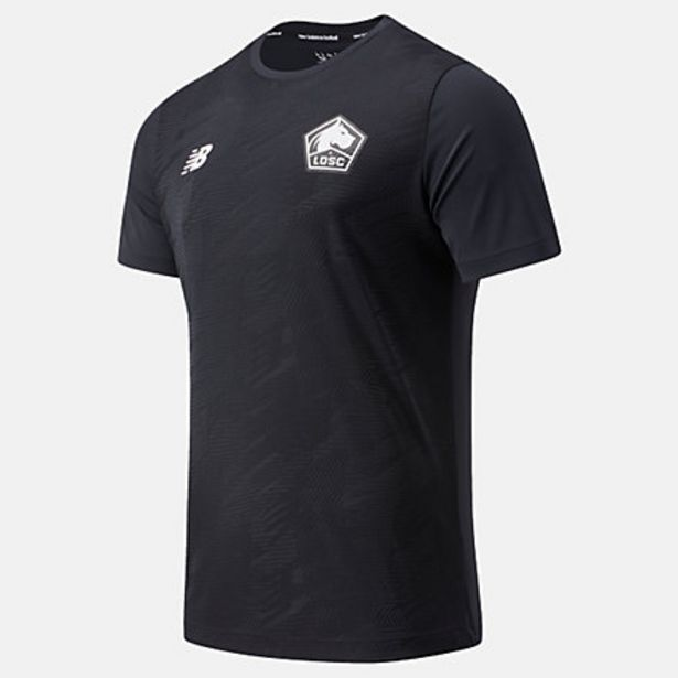 Lille OSC Pre-Game Short Sleeve Jersey -tarjous hintaan 35€
