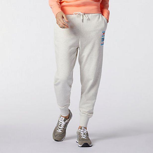 NB Essentials Field Day Fleece Pant -tarjous hintaan 32,5€